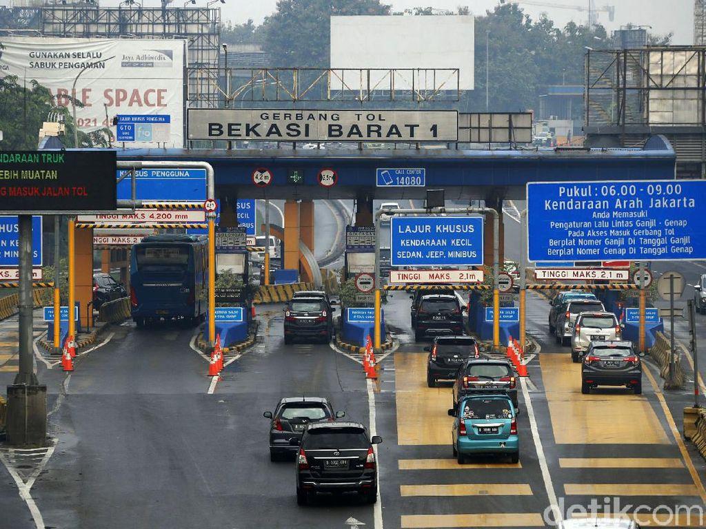 Bayar Tol Enggak Pakai Berhenti, Selamat Tinggal Macet di Gerbang Tol
