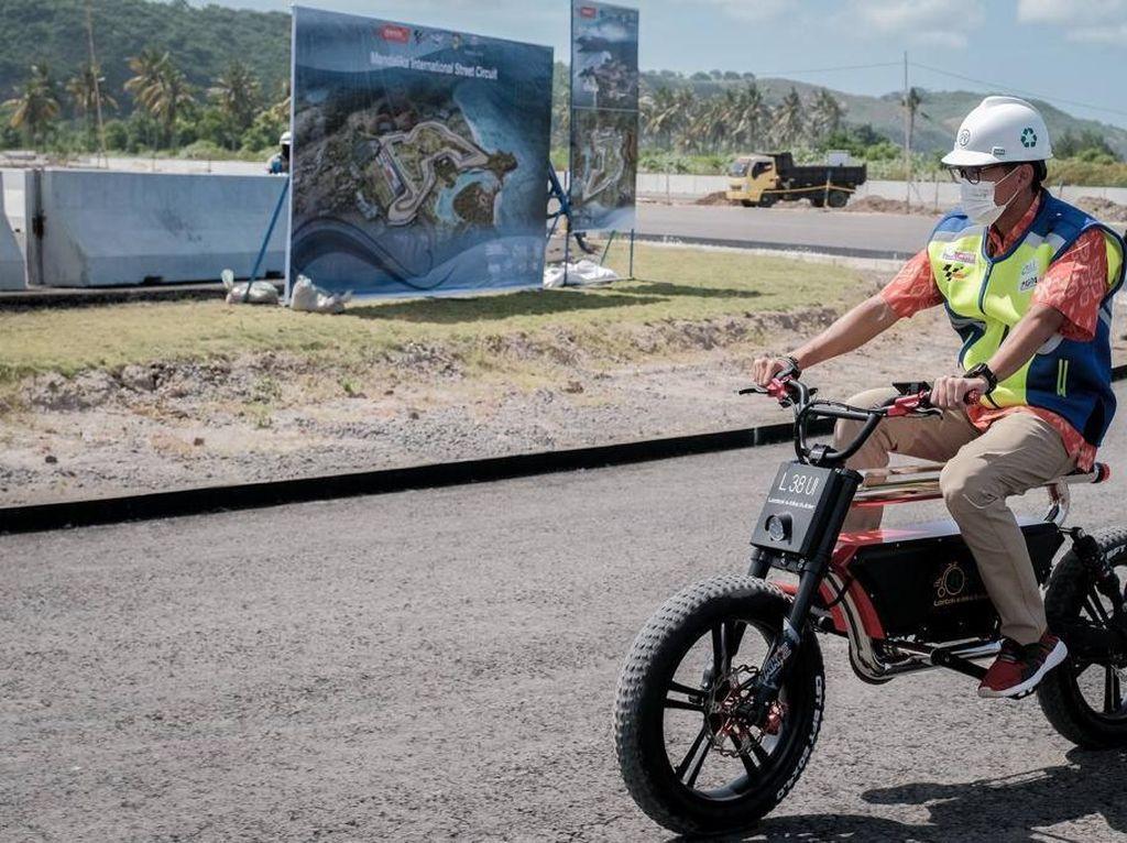 3 Harapan Pelaku Industri Pariwisata NTB untuk Sandiaga Uno