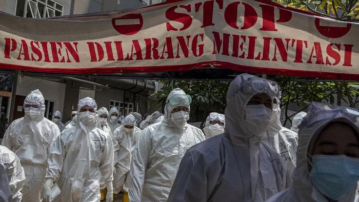 インドネシアでCOVID-19が狂気になり、6月21日時点で314人の看護師が死亡! COVID-19   新型コロナ