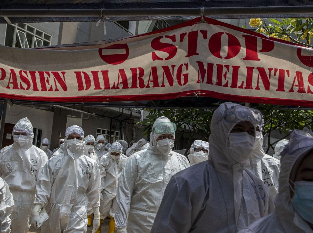 TNI Geram Ada Oknum Provokasi Nakes soal Dana Insentif