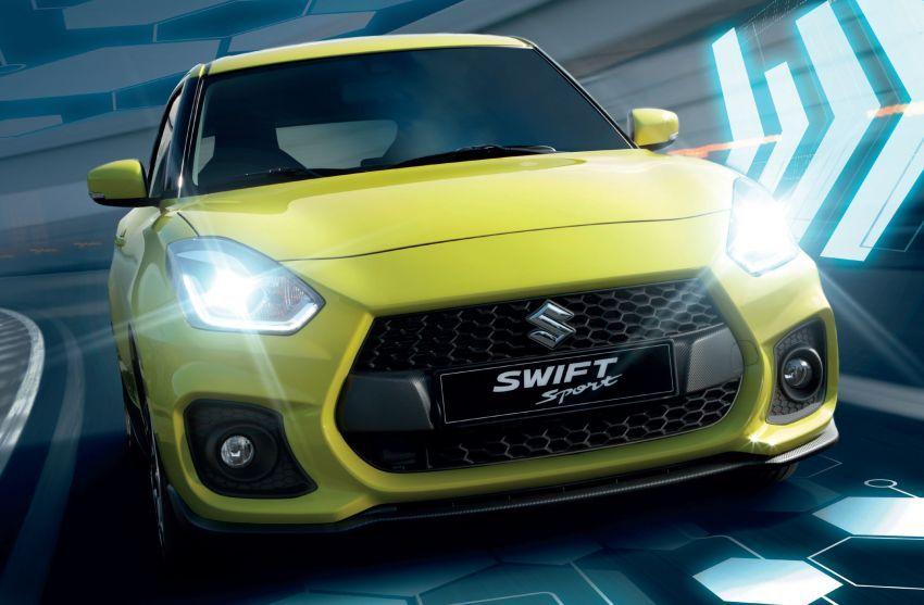 Suzuki Swift Rp 1 Miliar di Singapura
