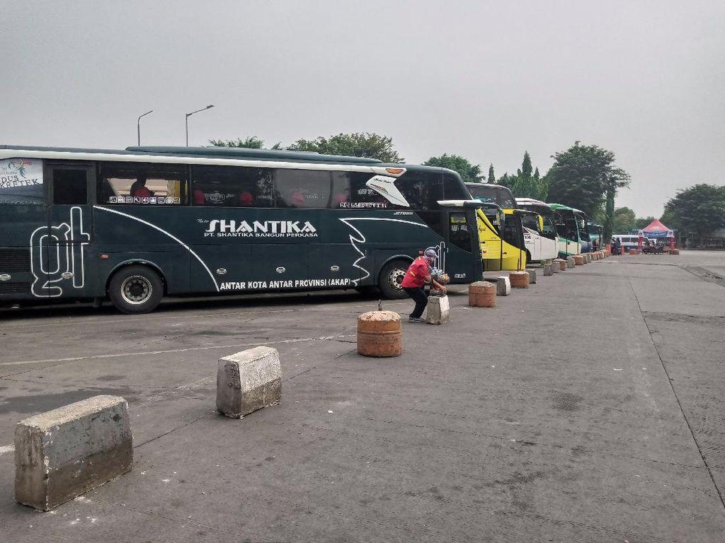 Bus AKAP di Terminal Kalideres Tetap Beroperasi, Ini Syarat Jadi Penumpangnya