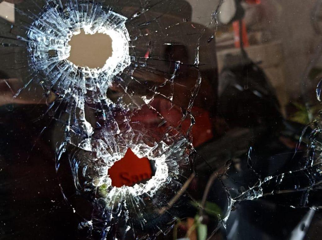 3 Selongsong Peluru Ditemukan di Rumah Warga Sidoarjo yang Ditembak