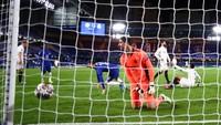 Madrid Terdepak, Courtois Dukung Chelsea di Final Liga Champions