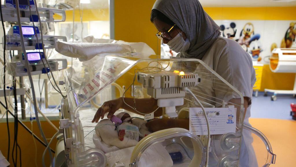 Wow! Wanita di Maroko Lahirkan Bayi Kembar 9