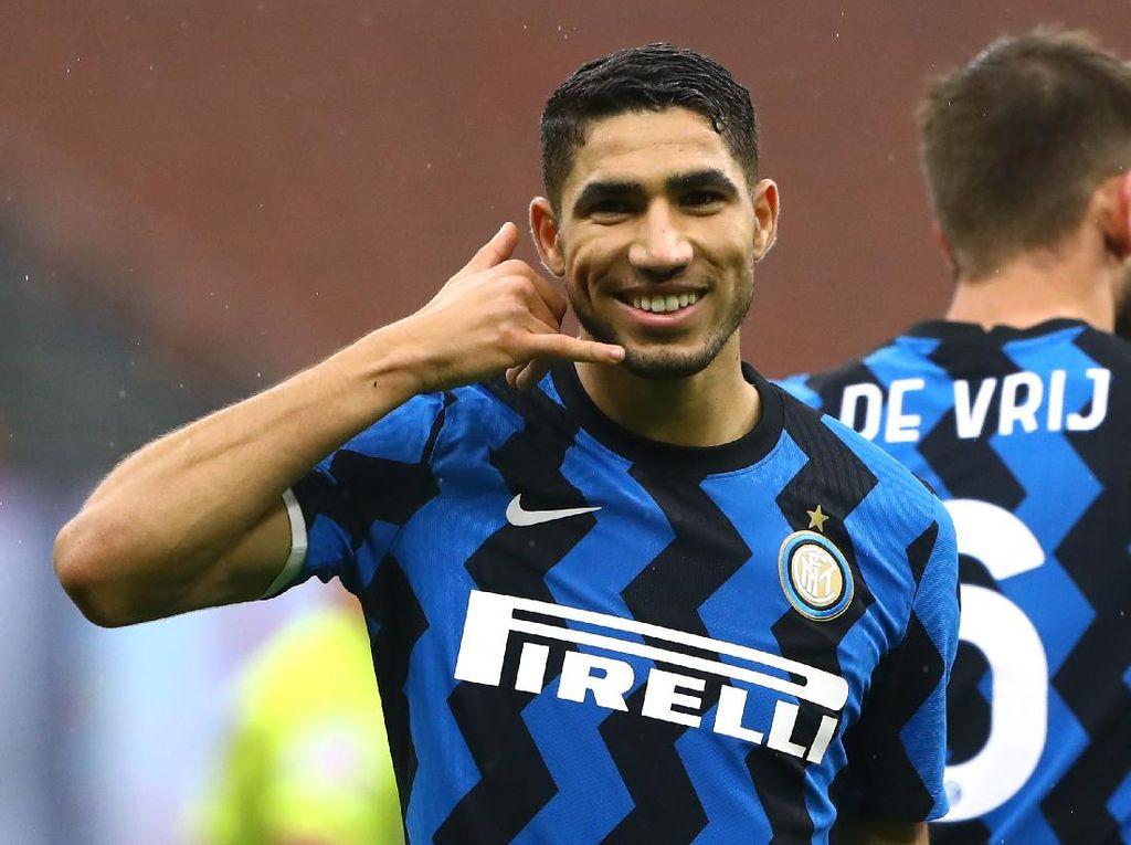 Gosip Transfer Inter: Hakimi Hengkang, Emerson Datang