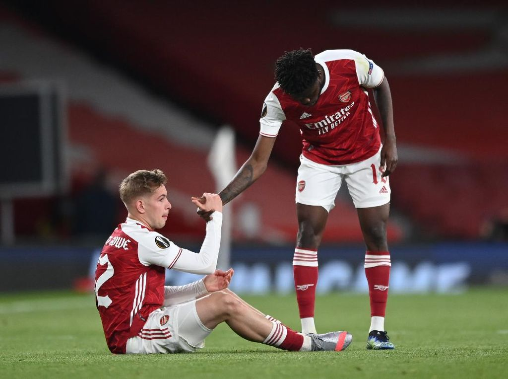 Arteta Sulit Percaya Arsenal Tersingkir