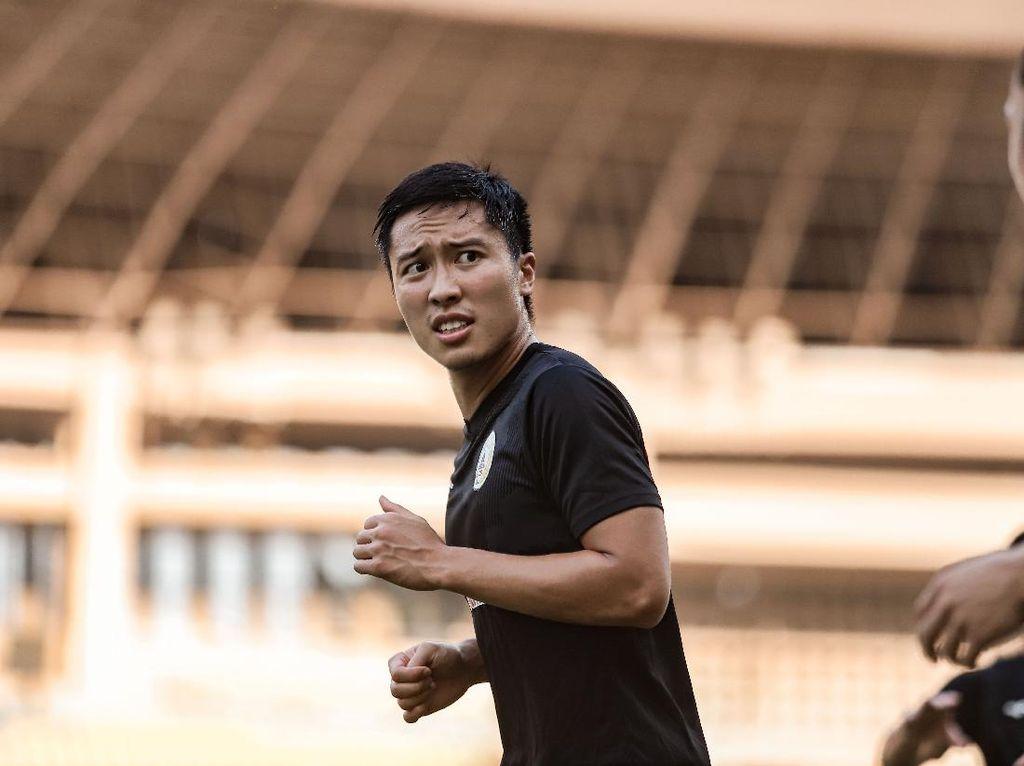 Masuk TC Timnas, Arthur Irawan: Shin Tae-yong Pelatih Hebat