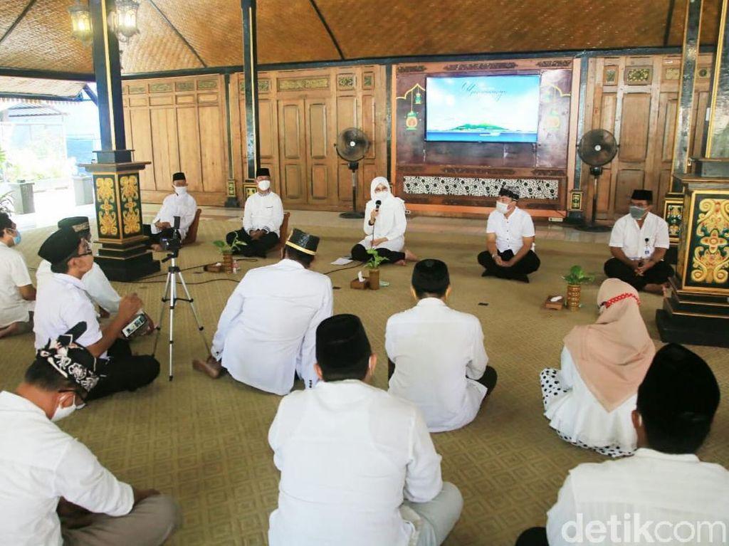 Pemkab Banyuwangi Beri Tali Asih untuk Seniman dan Budayawan