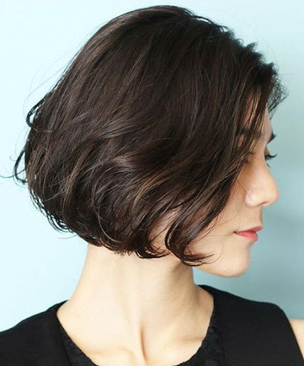 5 Rekomendasi Gaya Rambut Pendek Yang Cocok Untuk Wajah Bulat
