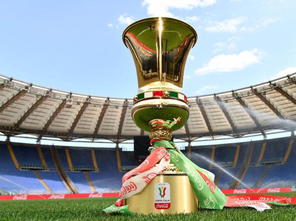 Coppa Italia Ganti Format Musim Depan, Cuma Diikuti 40 Tim