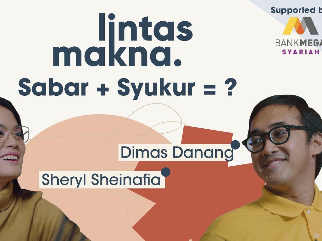 Sheryl Sheinafia dan Dimas Danang Bicara soal Sabar, Apa Maknanya?