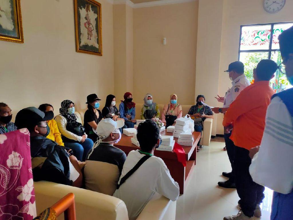 Positif COVID-19, Dua TKI dari Singapura Dikirim ke Rumah Karantina