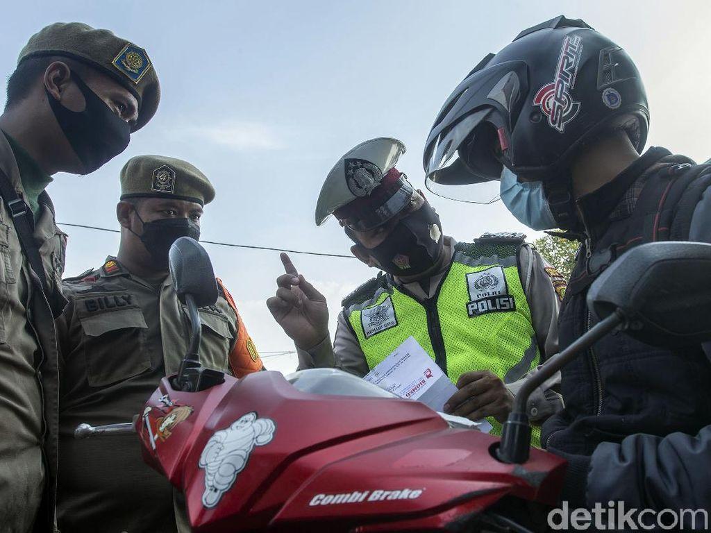 Antisipasi Penyekatan Bobol, Polda Metro Tambah Personel