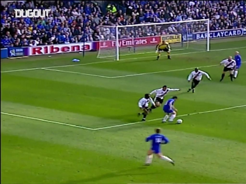 Video Gol-gol Terbaik Chelsea Lawan Manchester City