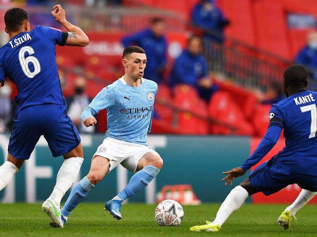Man City Lagi Memble di Kandang, Saatnya Chelsea Menang?