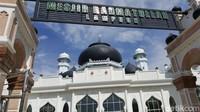 Ini Masjid yang Berdiri Kokoh Walau Dihantam Tsunami Aceh