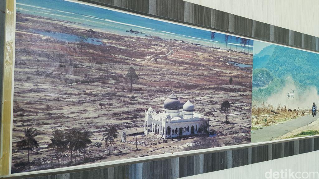 Rahmatullah Mosque in Aceh