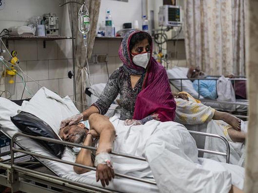 Jamur Hitam Hantui Pasien Corona di India, Ini 5 Jenis Infeksi Mucormycosis