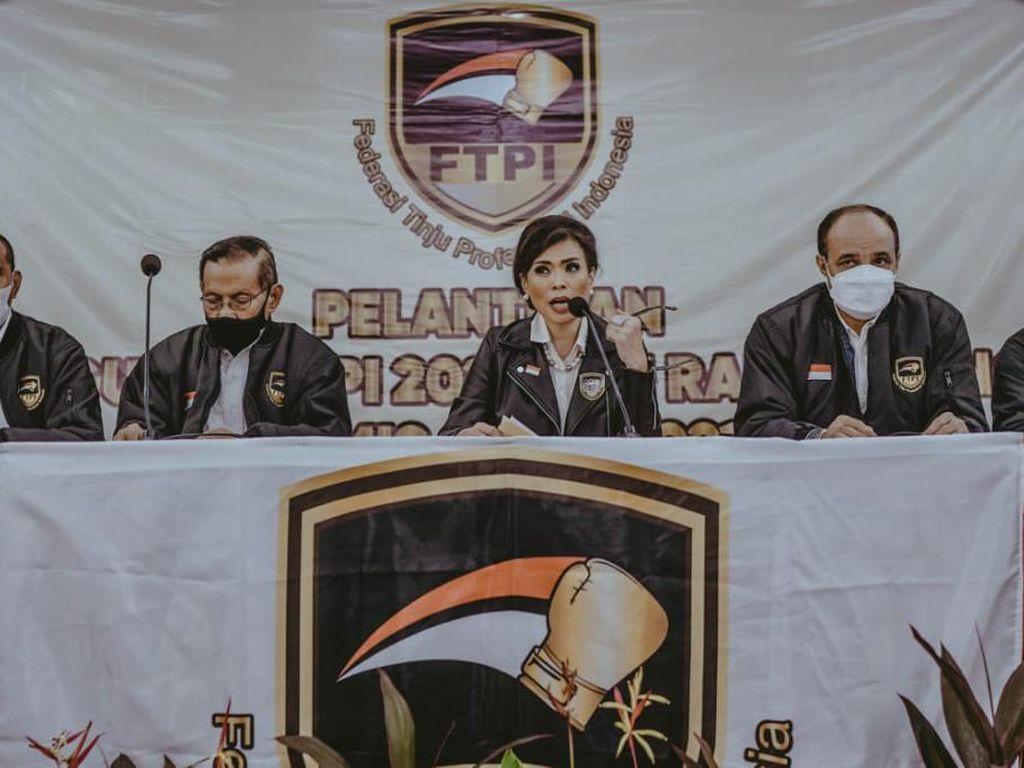 FTPI 2021-2026 Terbentuk, Semoga Tinju Indonesia Lebih Baik Lagi