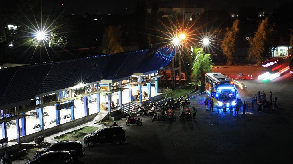 Larangan Mudik Berlaku, Terminal AKAP di Aceh Sepi
