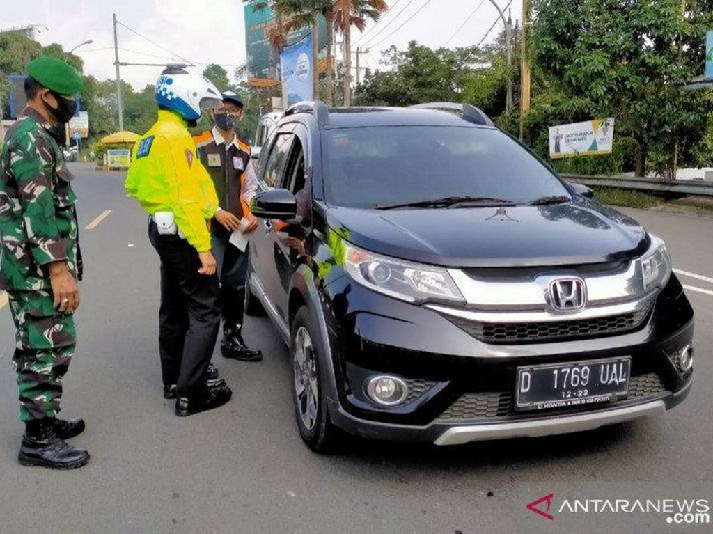 Dua Travel Gelap Bertarif Rp 1 Juta Diamankan di Kabupaten Bogor