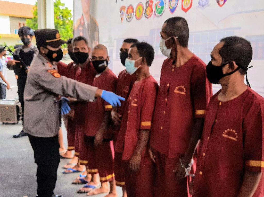 Polisi Bondowoso Kembali Gulung Jaringan Pembuat dan Pengedar Mercon