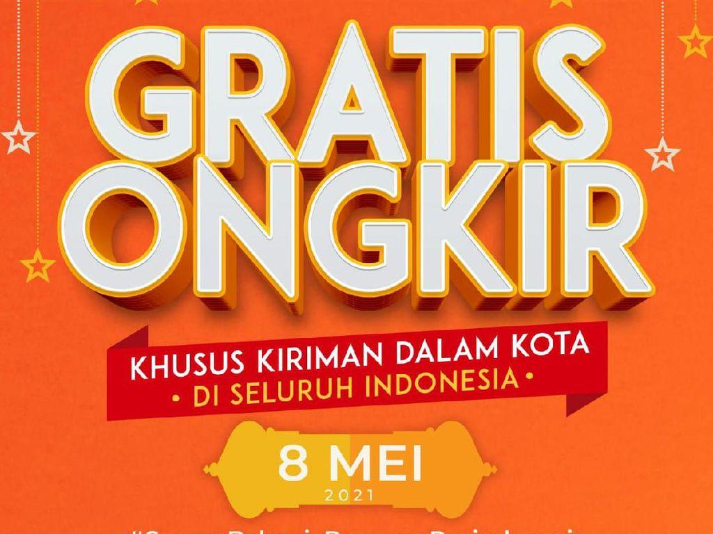 Hore! Pos Indonesia Besok Adakan Gratis Ongkir Dalam Kota