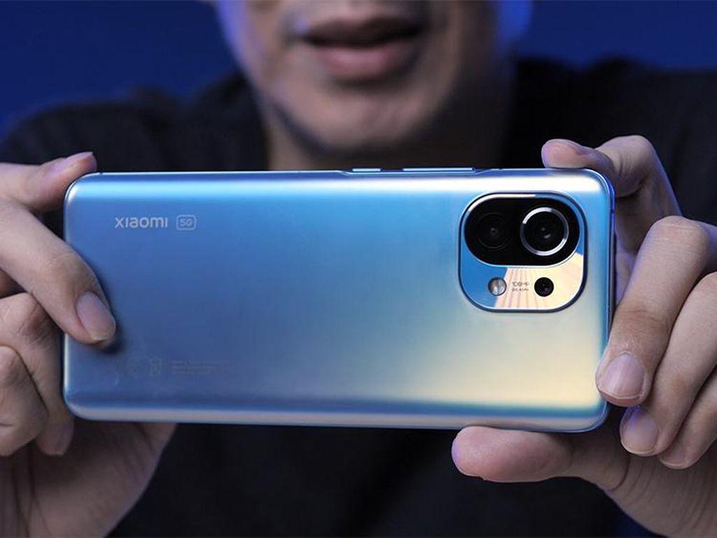 Menjajal Kemampuan Kamera Xiaomi Mi 11