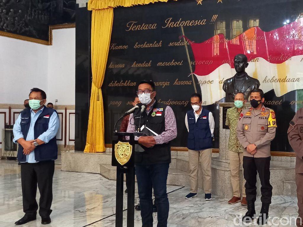 Ridwan Kamil: Mudik di Wilayah Aglomerasi Dilarang