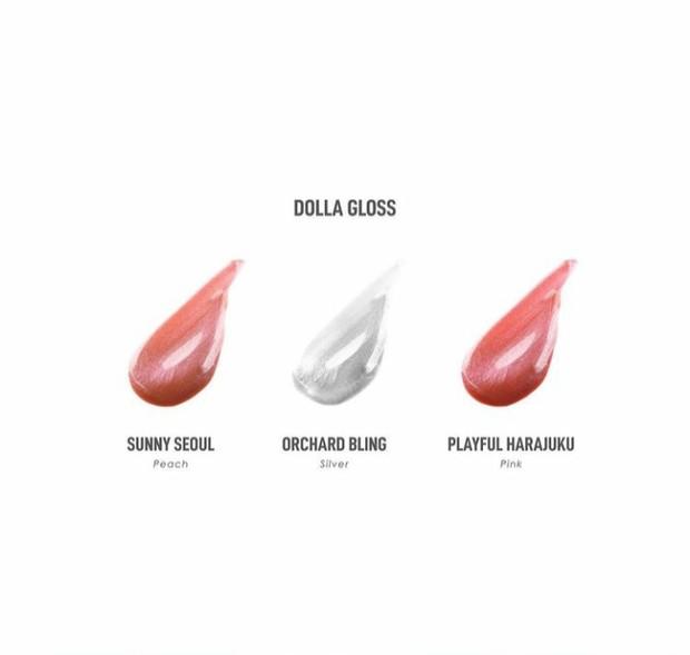 Dolla Gloss, Koleksi Lip Gloss Terbaru dari SADA by Cathy Sharon