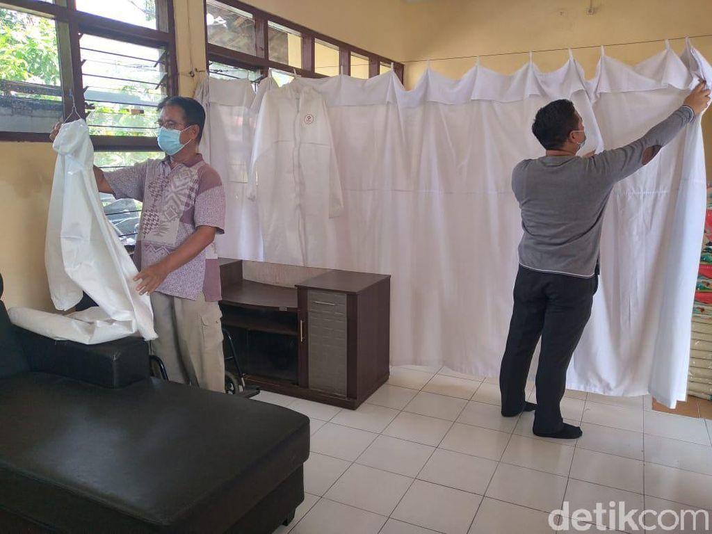 Kelurahan dan RW di Surabaya Siapkan Tempat Karantina Bagi Pemudik Nekat