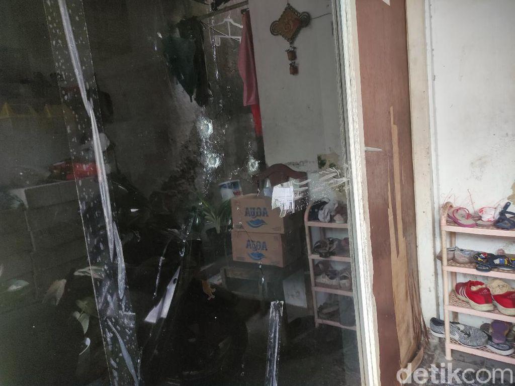 Kasus Penembakan Rumah Warga Sidoarjo Di-back Up Polda Jatim