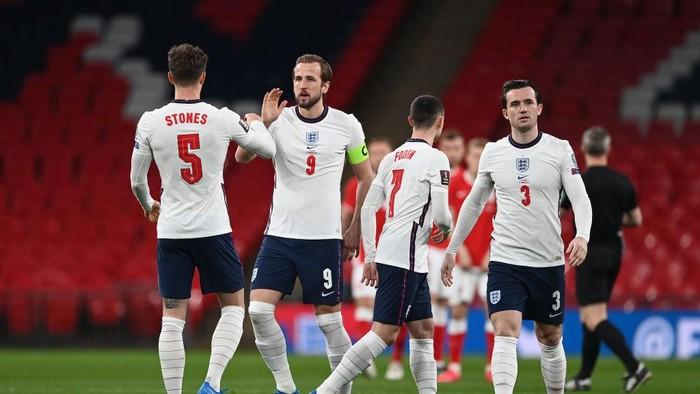 Daftar Pemain Skuad Timnas Inggris di Euro 2020