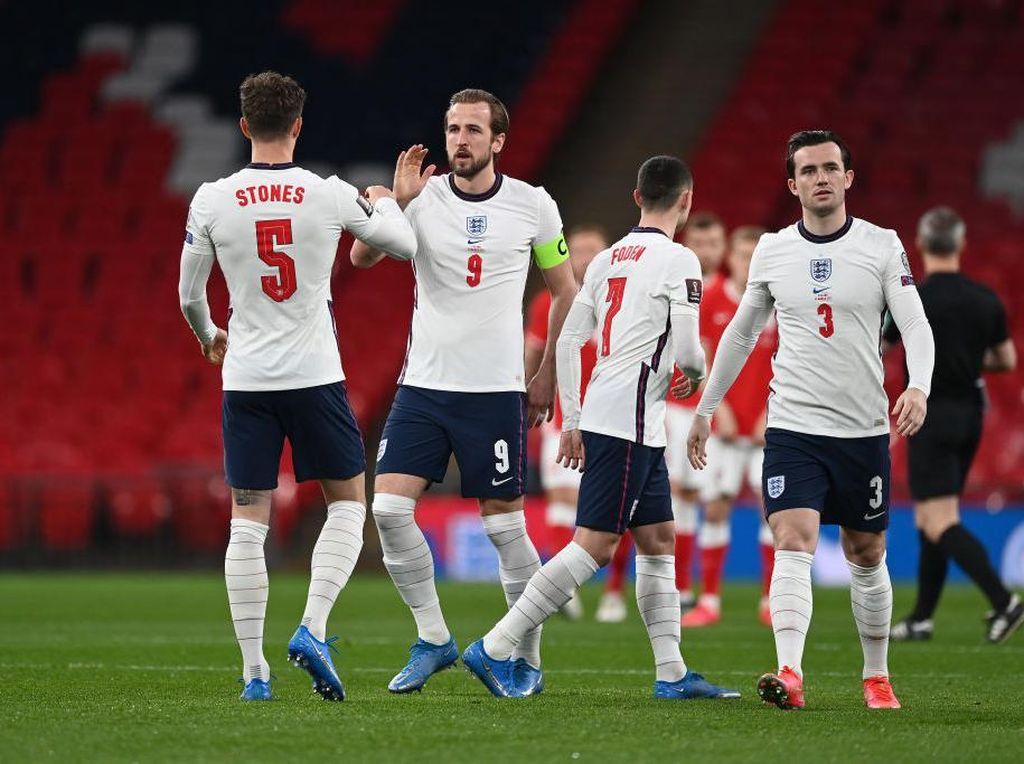 Inggris Umumkan Skuad Piala Eropa 2020: Southgate Bawa Empat Bek Kanan