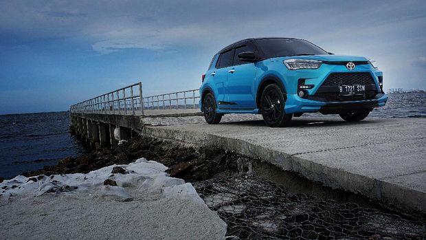 Toyota Raize meluncur di Indonesia pada 30 April 2021.