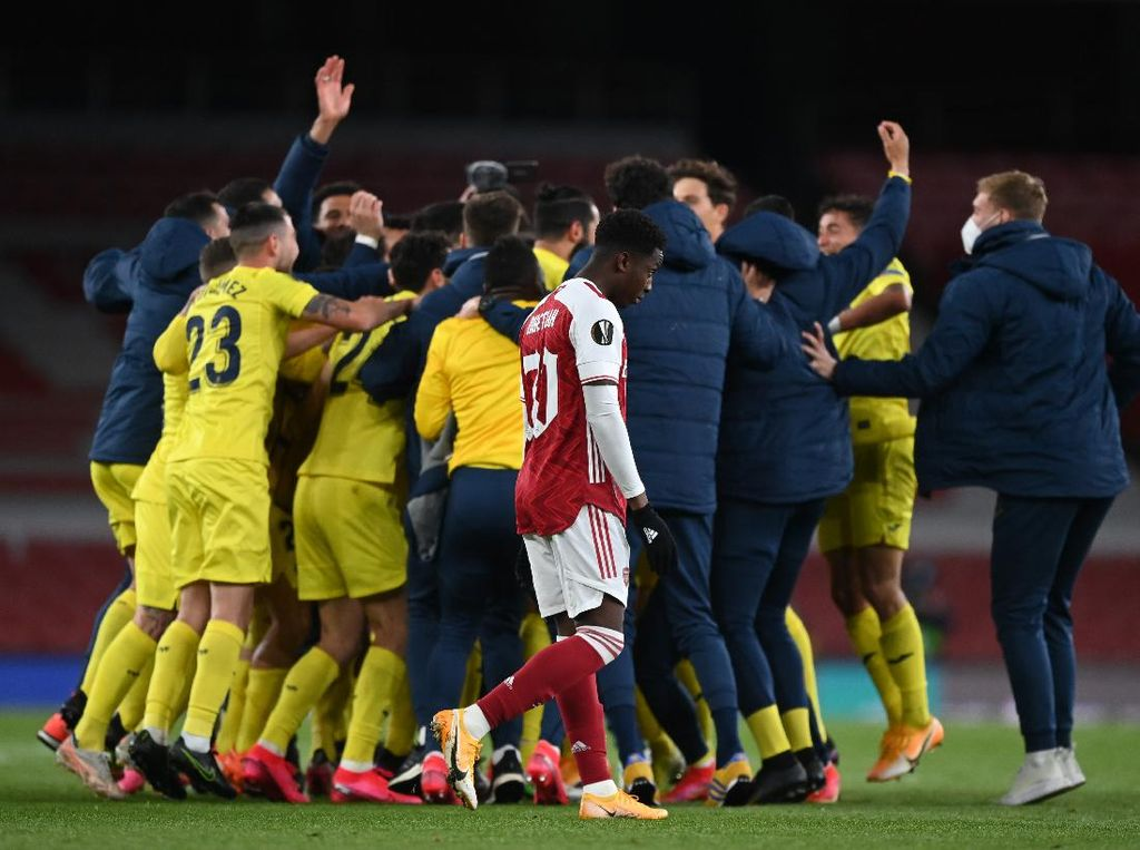 Good Evening & Good Luck, Arsenal... Dari Villarreal & Emery