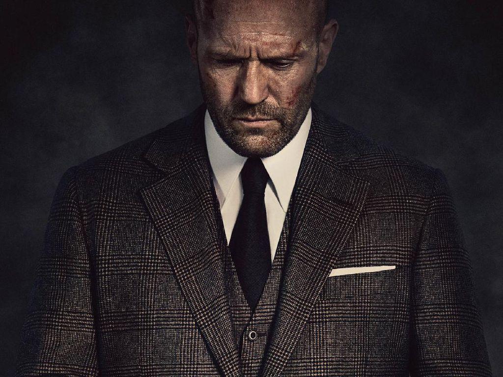 Aksi Jason Statham di Wrath of Man Puncaki Box Office