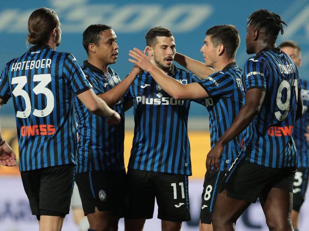 Ini Alasan Atalanta Enggan Lepas Laga Terakhir Melawan Milan