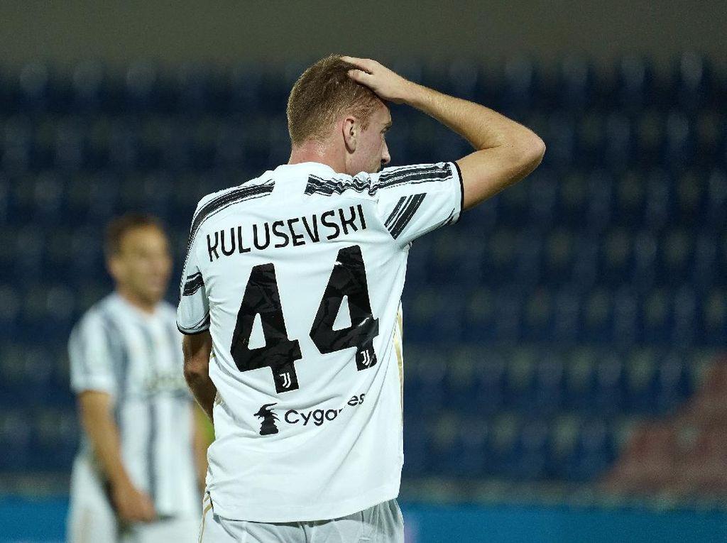 Juventus Vs Milan, Kulusevski: Semoga Ibrahimovic Main Jelek!