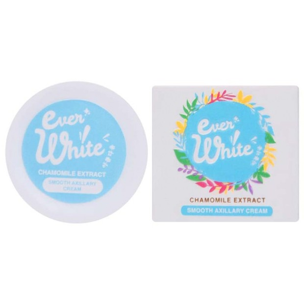 Ever White Smooth Axillary Cream (sumber : shopee.co.id/parashoplover)