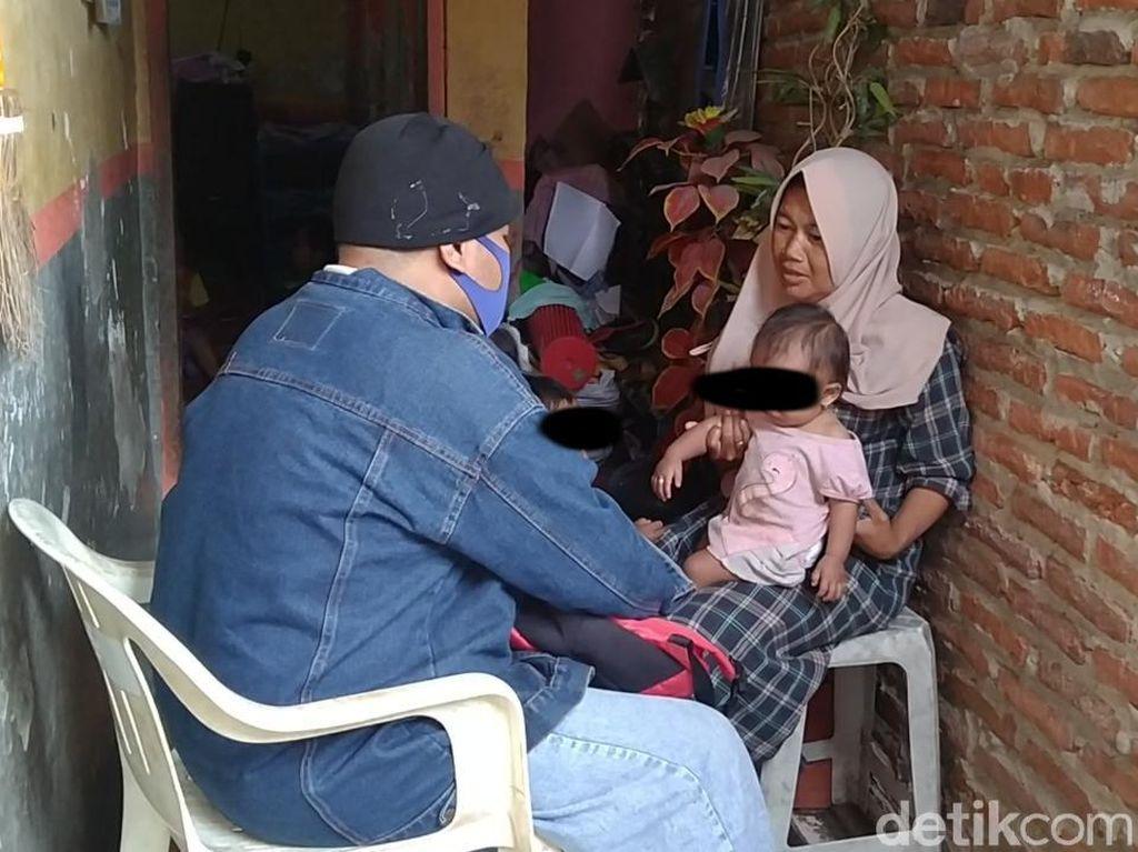 Kisah Perjuangan Ibu Tunggal Punya 14 Anak di Pemalang