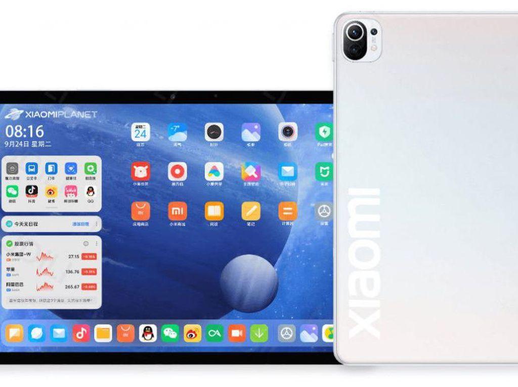 Intip Spesifikasi Mi Pad 5, Calon Tablet Gahar Xiaomi