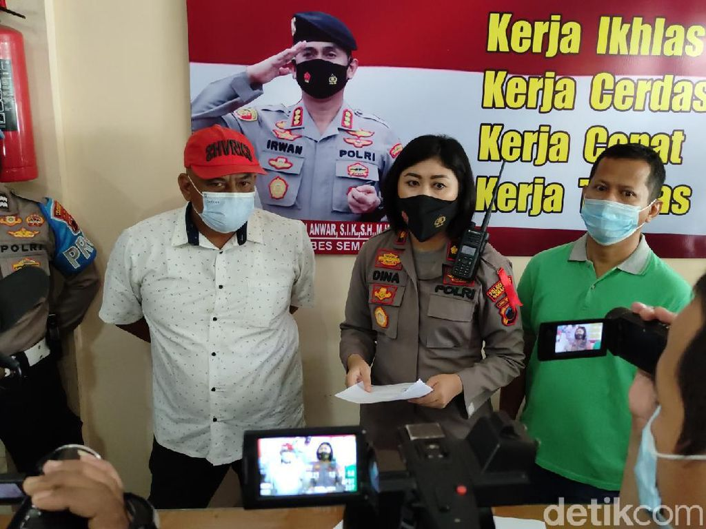 Bawa Hasil Swab Palsu, Penumpang di Bandara Semarang Diciduk