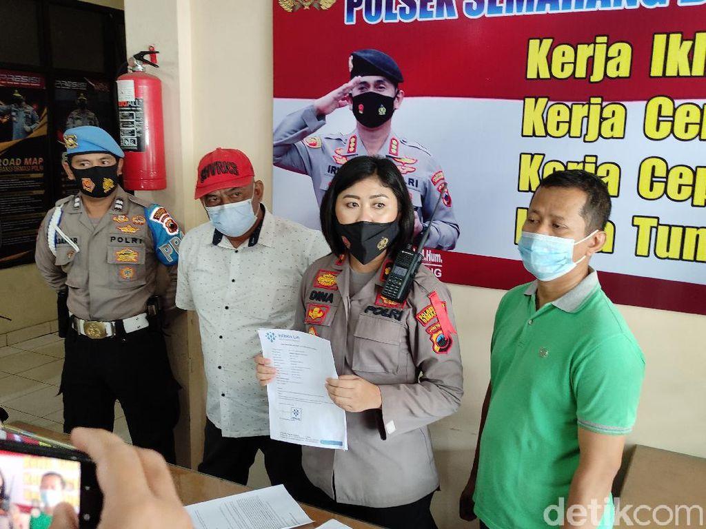 Terbongkarnya Aksi Penumpang Bandara Semarang Palsukan Surat Swab