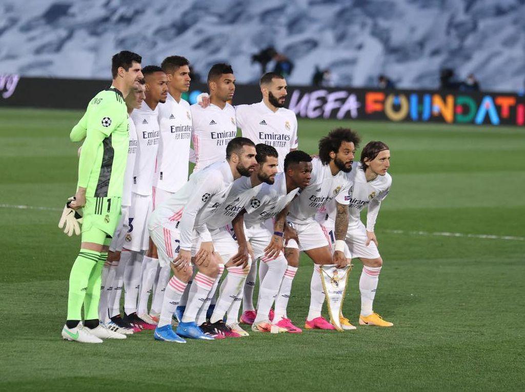 Segudang PR Real Madrid