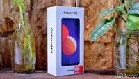 Unboxing Samsung Galaxy M12, HP Rp 1 Jutaan Punya 5 Kamera