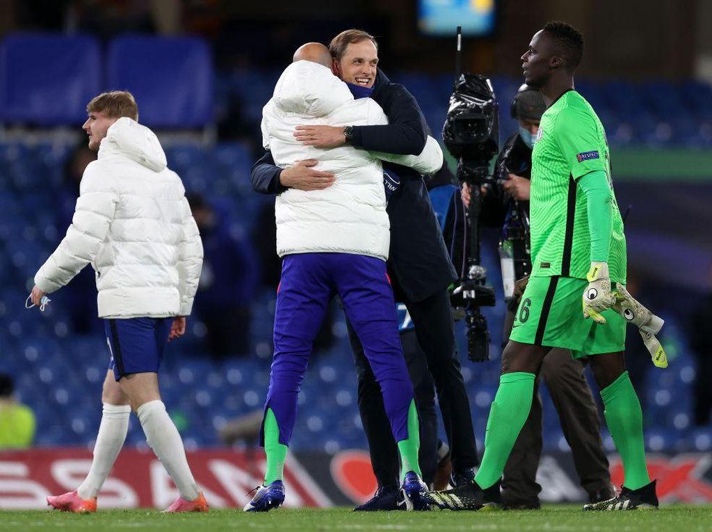 Chelsea ke Final Liga Champions, Abramovich Belum Selamati Tuchel