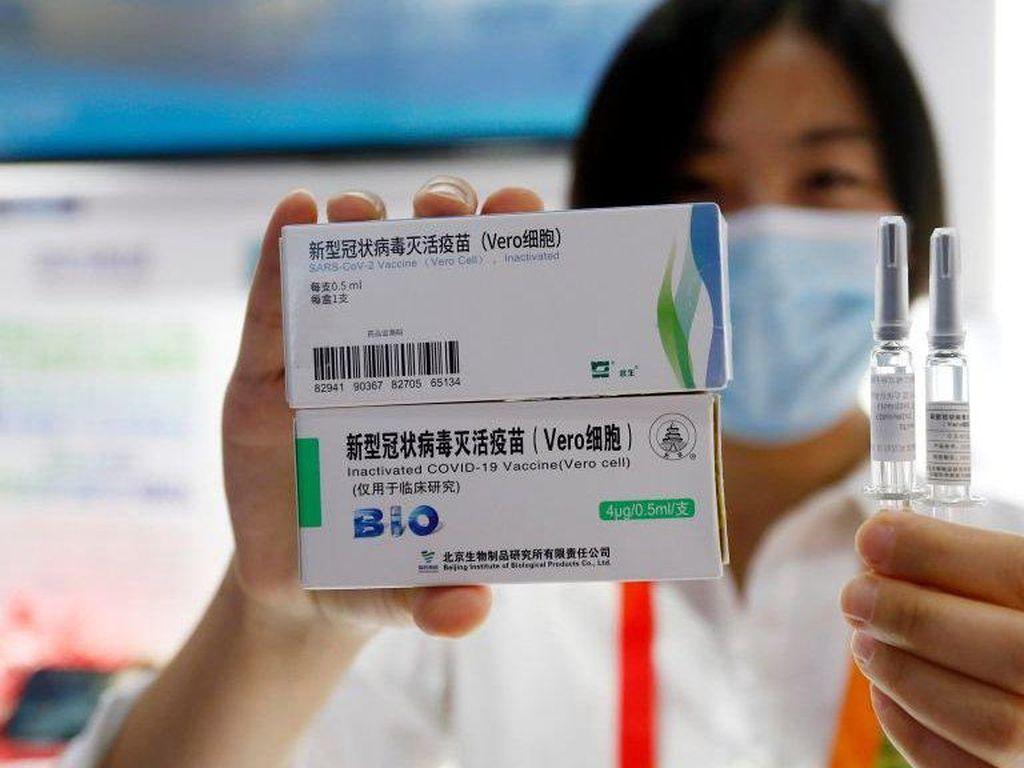 Vaksin Sinopharm Dapat Izin WHO, Bagaimana Sinovac yang Dipakai Luas di RI?