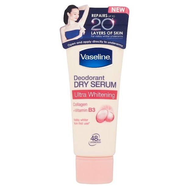 Vaseline Dry Serum (sumber : lazada.co.id/cantikstore)